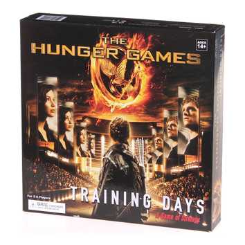 Game: The Hunger Games: Training Days for Sale on Swap.com
