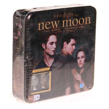 Game: The Twilight Saga New Moon Movie Board Game for Sale on Swap.com