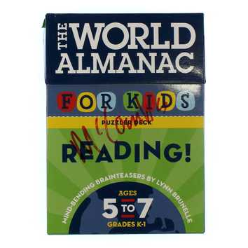 Game: The World Almanac for Sale on Swap.com