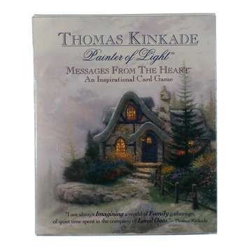 Game: Thomas kinkade Painter of light messages from the heart for Sale on Swap.com