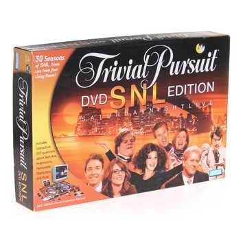 Game: Trivial Pursuit: SNL Saturday Night Live DVD Edition Game for Sale on Swap.com