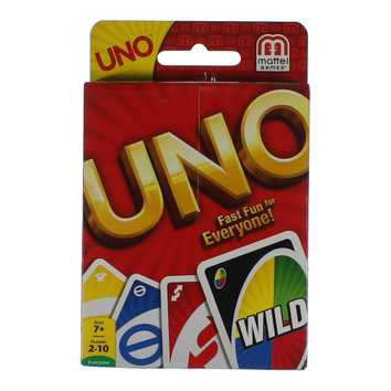 Game: Uno Card Game for Sale on Swap.com