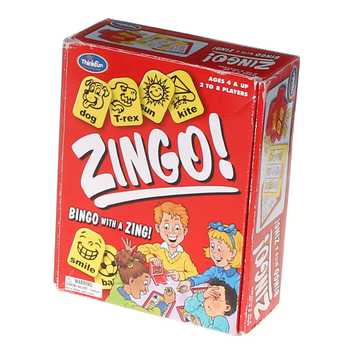 Game: Zingo Game for Sale on Swap.com