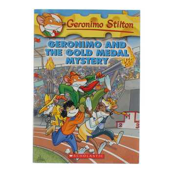 Geronimo and the Gold Medal Mystery for Sale on Swap.com
