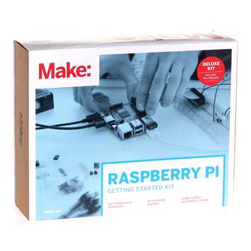 Getting Started with Raspberry Pi Deluxe Kit for Sale on Swap.com