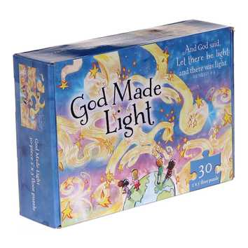 God Made Light Puzzle for Sale on Swap.com