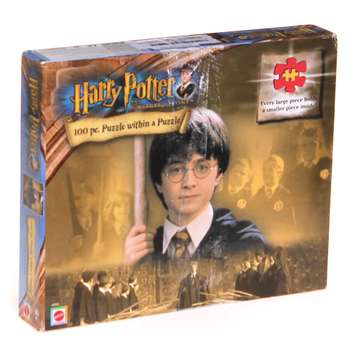 Harry Potter And The Sorcerer's Stone Puzzle for Sale on Swap.com