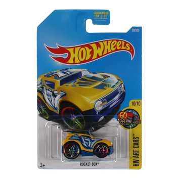 Hot wheels Hw Art Cars Rocket Box for Sale on Swap.com