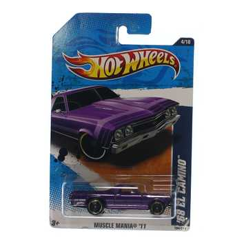 Hot Wheels Muscle Mania '11 for Sale on Swap.com