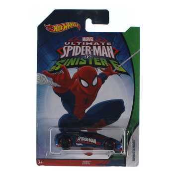 Hot Wheels Spider-Man Zotic for Sale on Swap.com