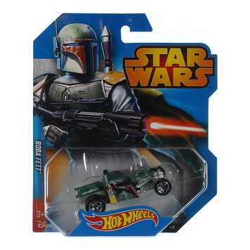 Hot Wheels Star Wars Character Car, Boba Fett for Sale on Swap.com