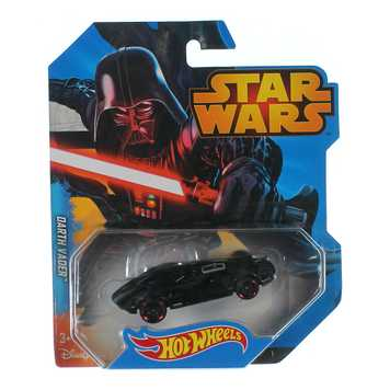 Hot Wheels Star Wars Character Car, Darth Vader for Sale on Swap.com