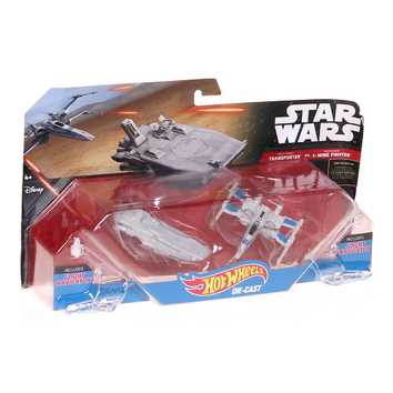 Hot Wheels Star Wars The Force Awakens Starship 2-Pack for Sale on Swap.com