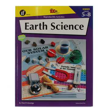 IF-8755 - EARTH SCIENCE 100+ GR 5-8 for Sale on Swap.com