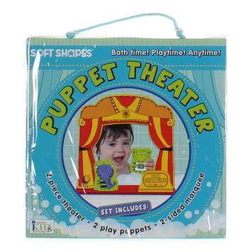 Innovative Kids Puppet Play: Puppet Theater Starter Set for Sale on Swap.com