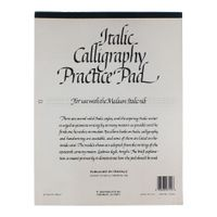 Pentalic Italic Calligraphy Practice Pad At Up To 95 Off
