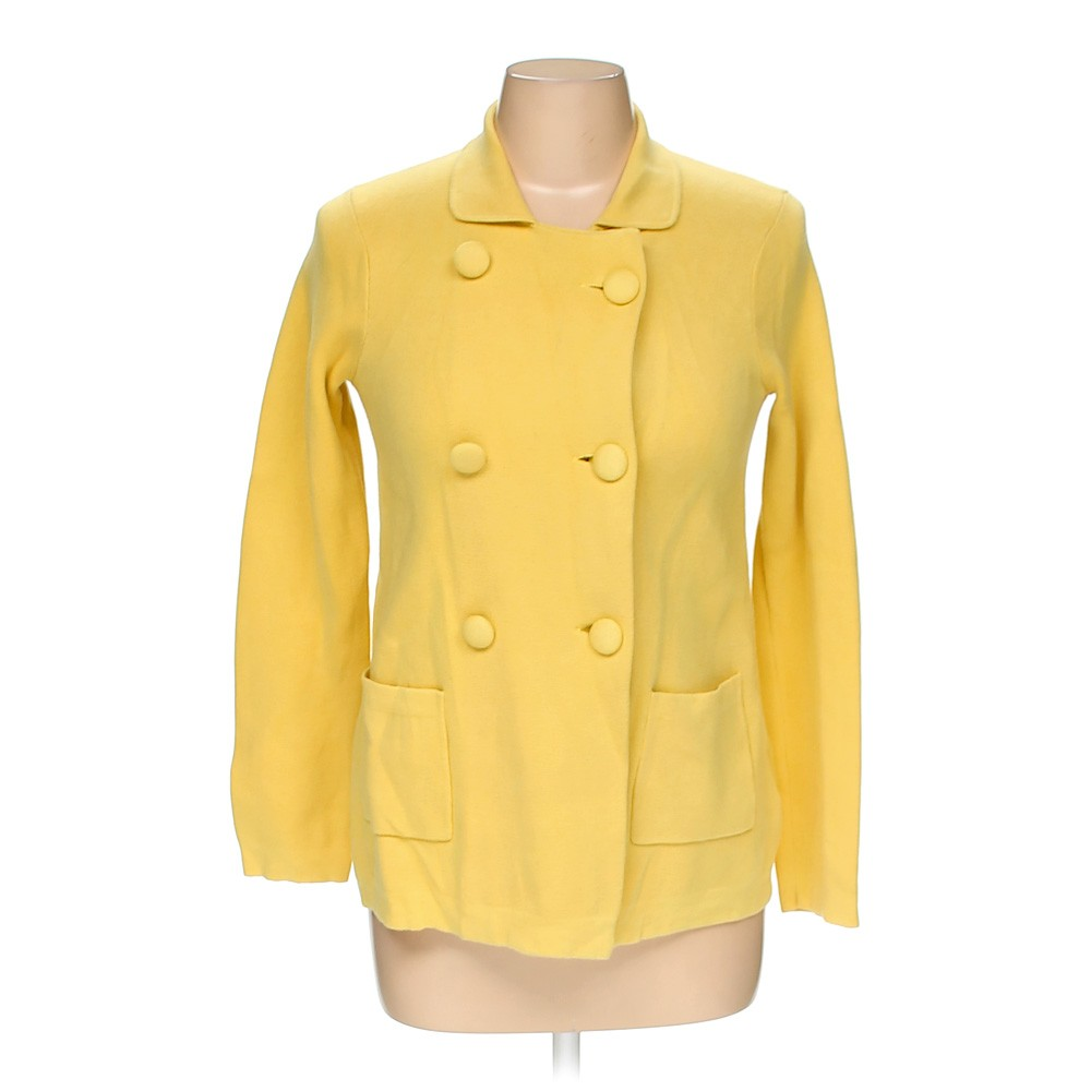 Yellow boden jacket in size 8 at up to 95 off for Boden yellow coat