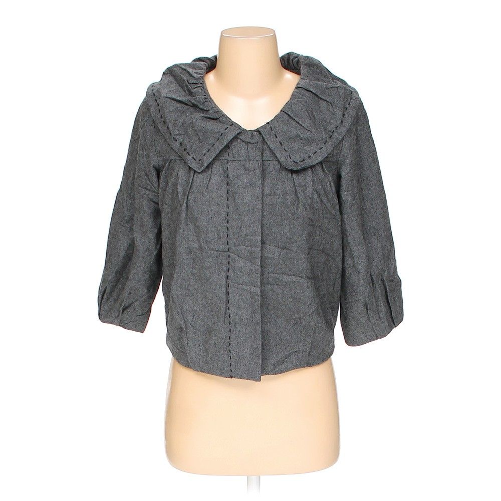 Grey Cherish Jacket in size S at up to 95% Off