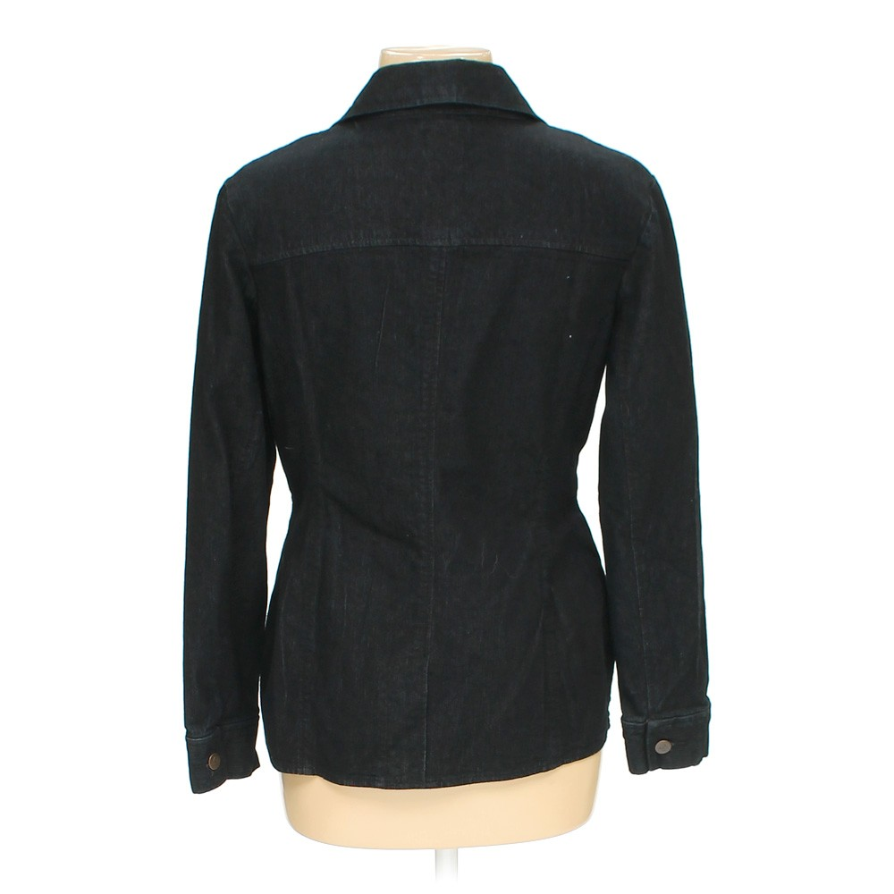 Black JOCKEY Jacket in size L at up to 95% Off - Swap.com