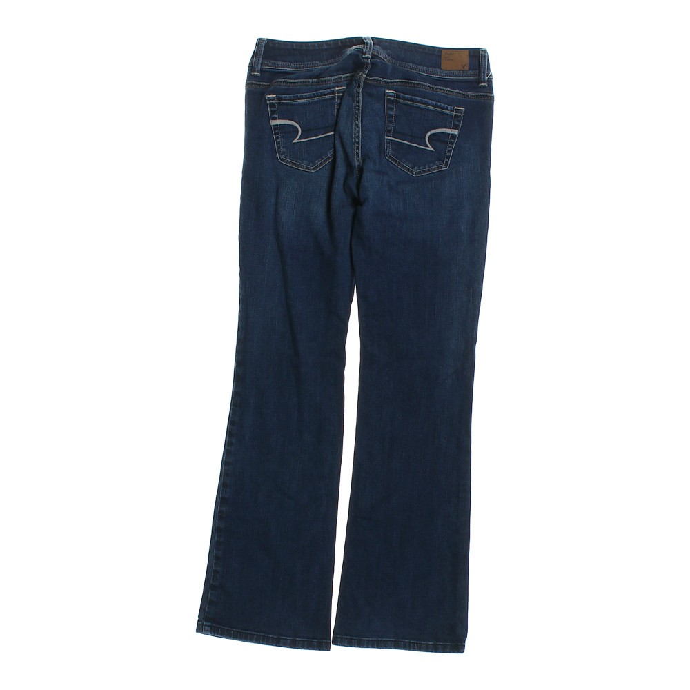 Blue/Navy American Eagle Outfitters Jeans in size 4 at up ...