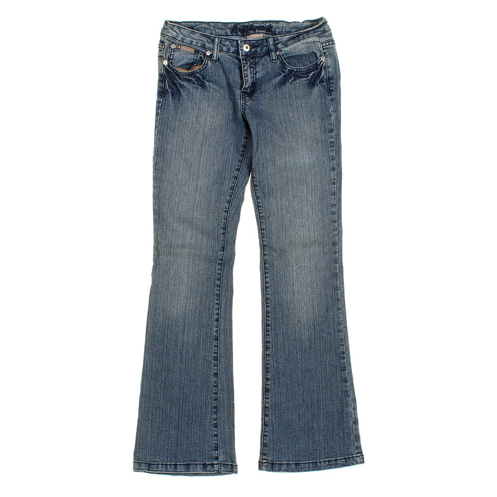 American Eagle Credit Card Login >> Blue/Navy Bubblegum Jeans in size JR 9 at up to 95% Off ...
