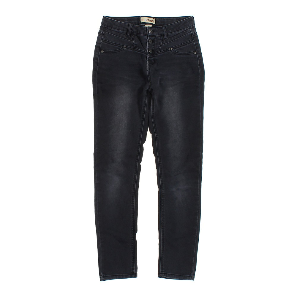 black mudd jeans in size 14 at up to 95 off. Black Bedroom Furniture Sets. Home Design Ideas