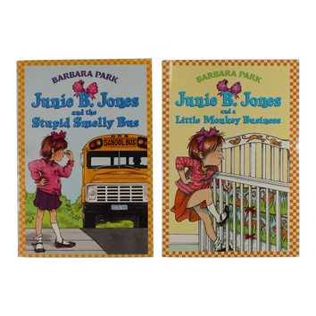Junie B. Jones Book Set for Sale on Swap.com