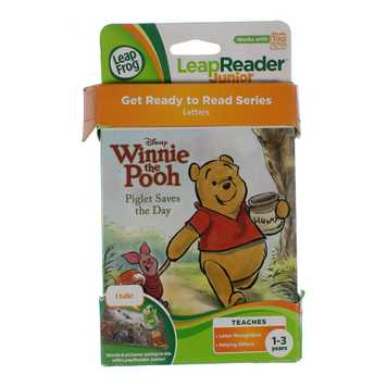 Leap Reader Junior: Winnie The Pooh Saves the Day for Sale on Swap.com