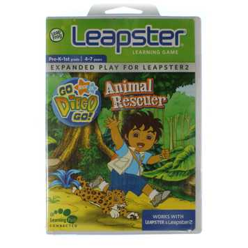 Leapster Go Diego Go! Animal Rescuer for Sale on Swap.com