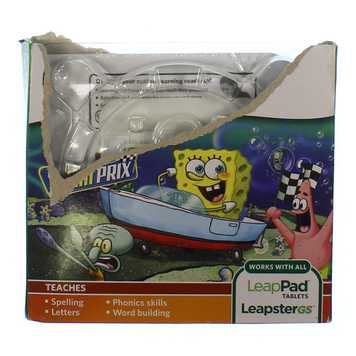 Leapster Learning Game: Spongebob for Sale on Swap.com