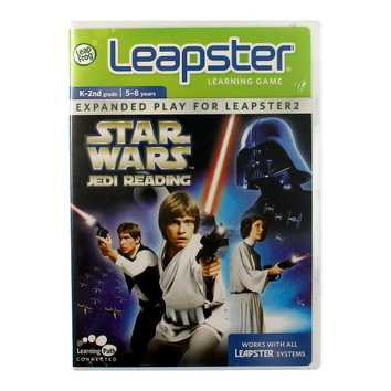 Leapster Learning Game: Star Wars Jedi Reading for Sale on Swap.com