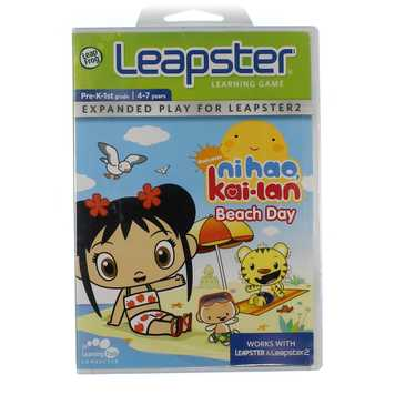 Leapster Nickelodeon Ni Hao, Kai-lan Beach Day for Sale on Swap.com