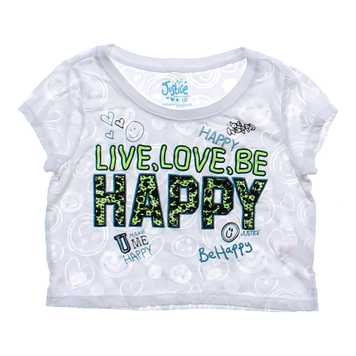 """Live, Love, Be Happy"" Shirt for Sale on Swap.com"