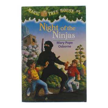 Magic Tree House: Night of the Ninjas for Sale on Swap.com