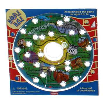 MARBLE MAZE Puzzle for Sale on Swap.com