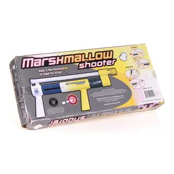 Marshmallow Shooter - Yellow with Target included for Sale on Swap.com