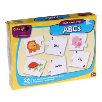 Match & Learn Game ABC for Sale on Swap.com