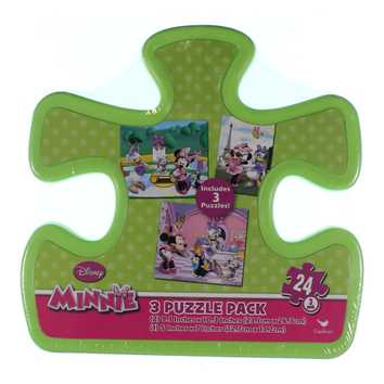 Minnie 3 Puzzle Pack for Sale on Swap.com