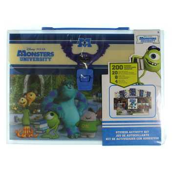 Monsters University Sticker Activity Kit for Sale on Swap.com