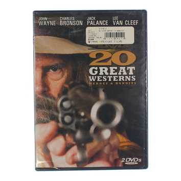 Movie: 20 Great Westerns Heroes & Bandits for Sale on Swap.com