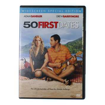 Movie: 50 First Dates for Sale on Swap.com