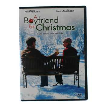 Movie: A Boyfriend for Christmas for Sale on Swap.com