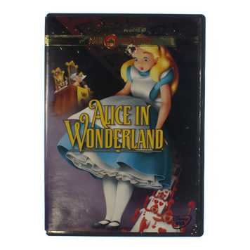 Movie: Alice in Wonderland: Disney Gold Classic Collection for Sale on Swap.com
