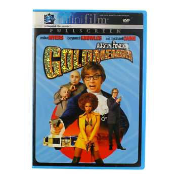 Movie: Austin Powers In Goldmember for Sale on Swap.com