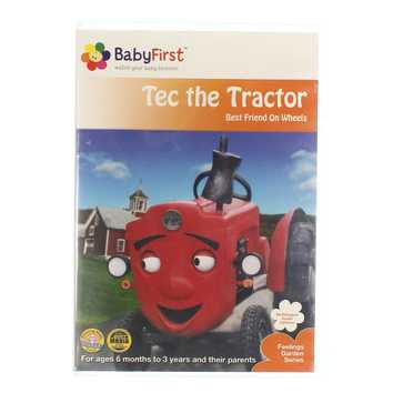 Movie: BabyFirst TV Presents: Tec the Tractor for Sale on Swap.com