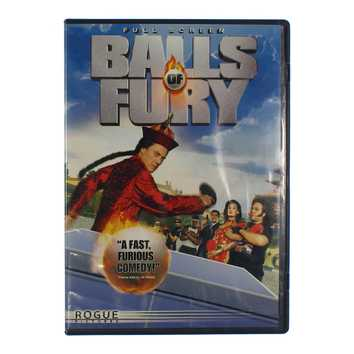 Movie: Balls of Fury [P&S] P&S DD5.1 for Sale on Swap.com