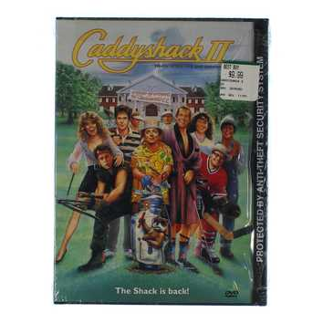 Movie: Caddyshack 2 for Sale on Swap.com
