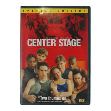Movie: Center Stage for Sale on Swap.com