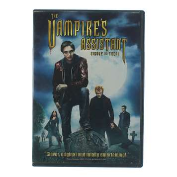Movie: Cirque Du Freak: The Vampire's Assistant for Sale on Swap.com