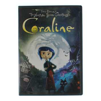 Movie: Coraline for Sale on Swap.com